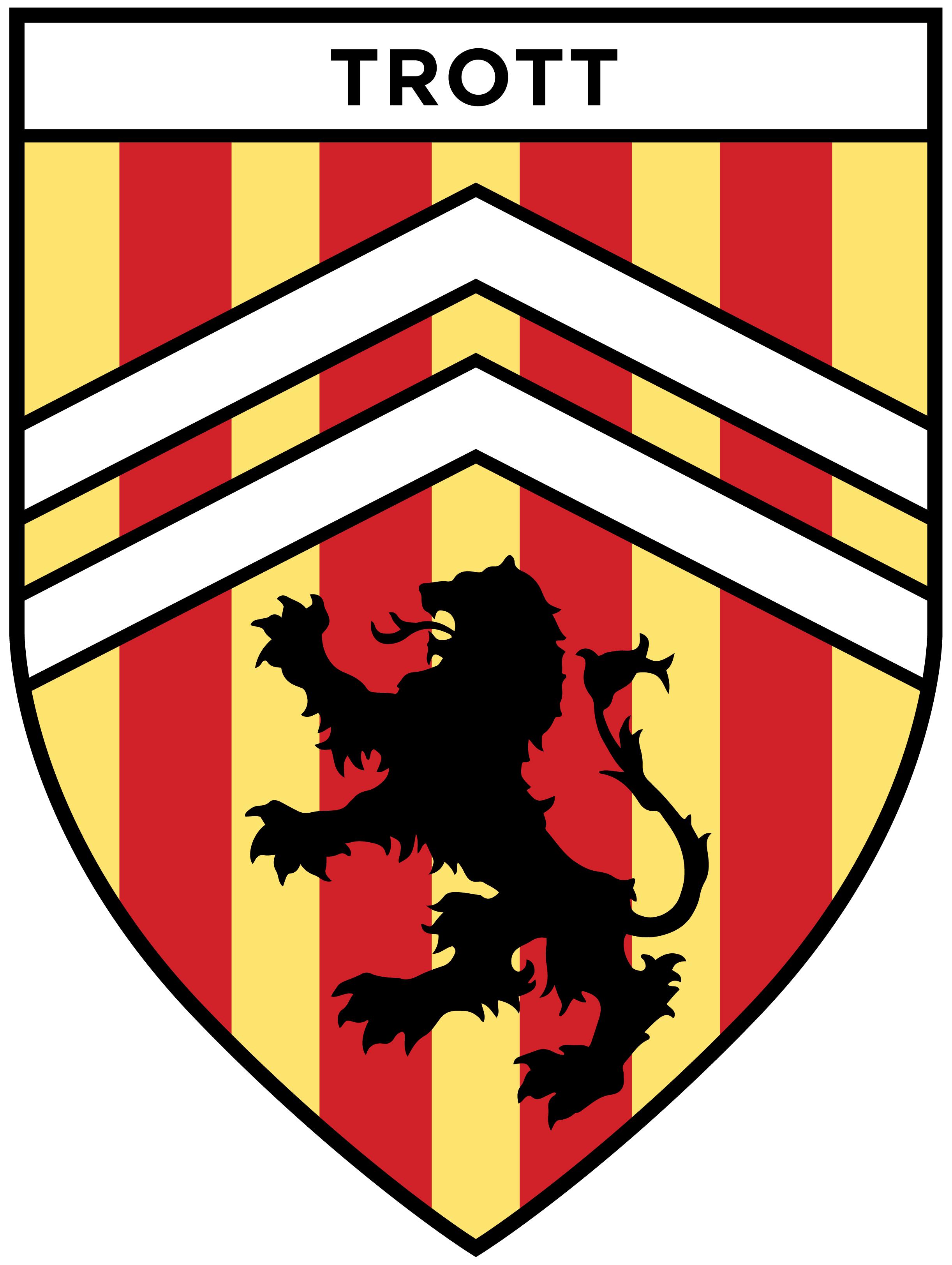 Trott House Shield