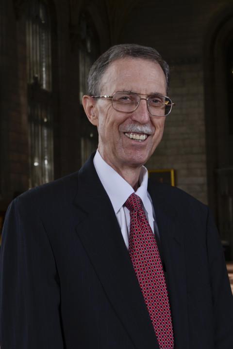 Portrait of Dean John W. Boyer
