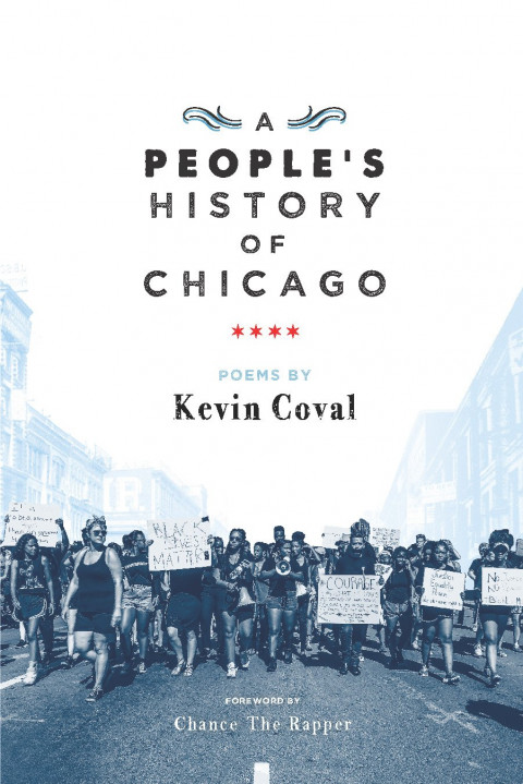 Cover of the People's History of Chicago by Kevin Coval