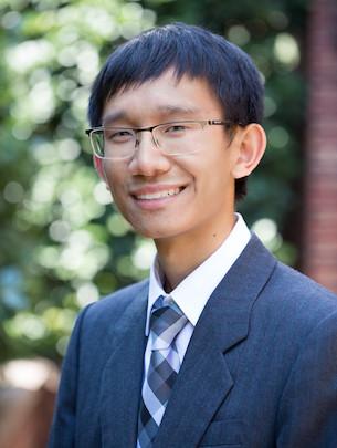 Portrait of Jason Zhou.