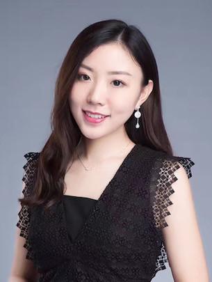 Portrait of Kristina Yu.