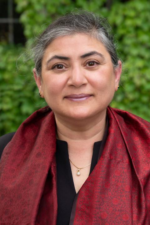 A portrait of Navneet Bhasin