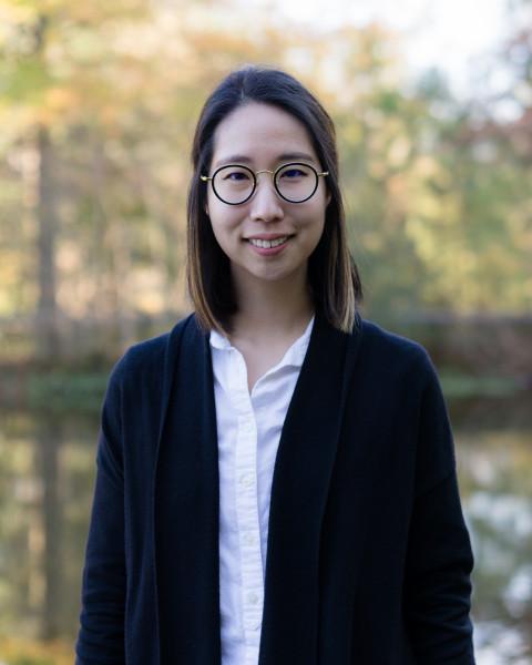 A portrait of Sandra Park