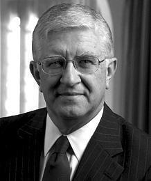 Portrait of Don Michael Randell