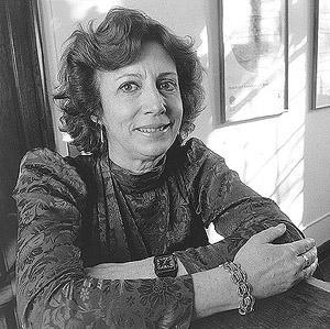 Portrait of Janel Mueller