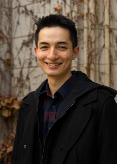 Portrait of Brendan Brzycki