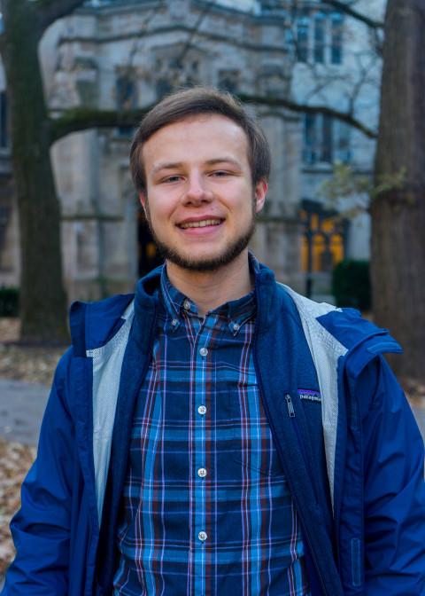 Portrait of Mark Treitel