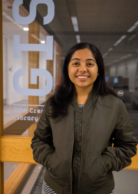 Portrait of Naina Prasad