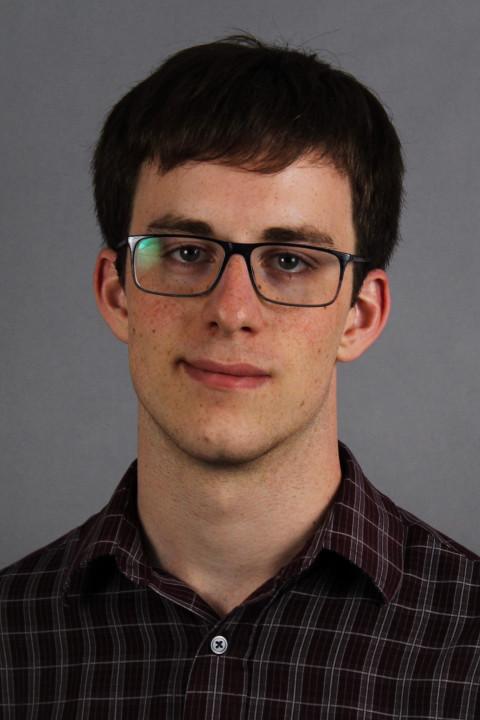 Portrait of Spencer Dembner