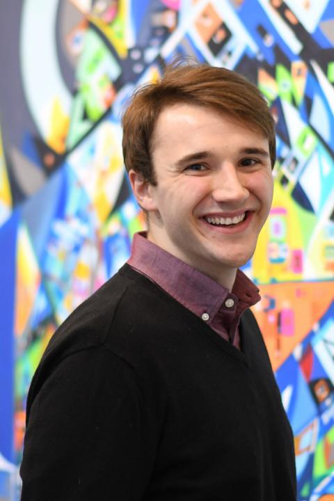 Portrait of Adam Antoszewski