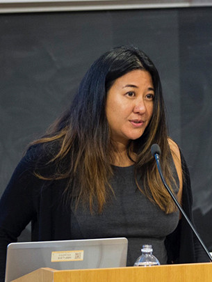 Portrait of Alice Kim
