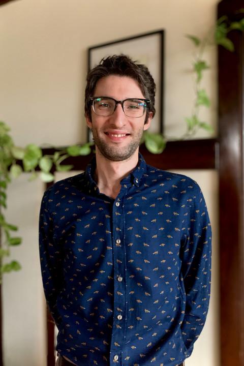 Portrait of Bastien Craipain