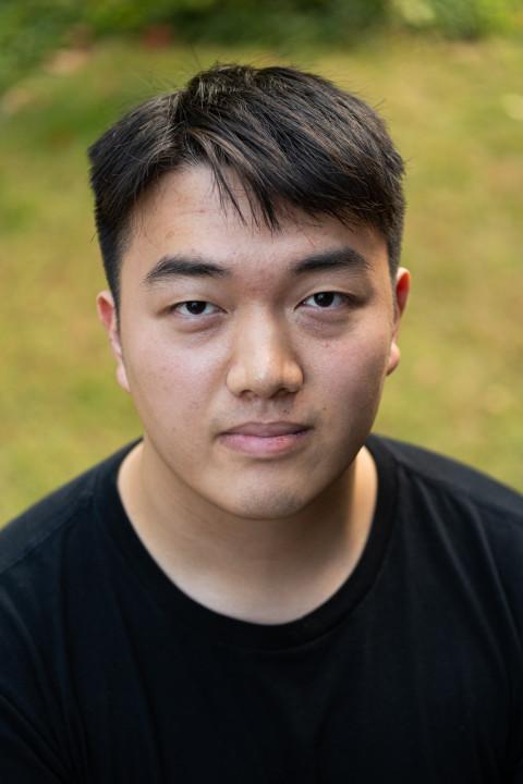 Portrait of Kenjiro Lee