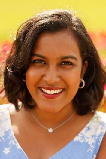 Portrait of Shreya Ramachandran