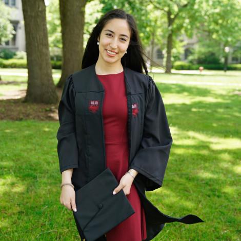 Portrait of Zola Yi