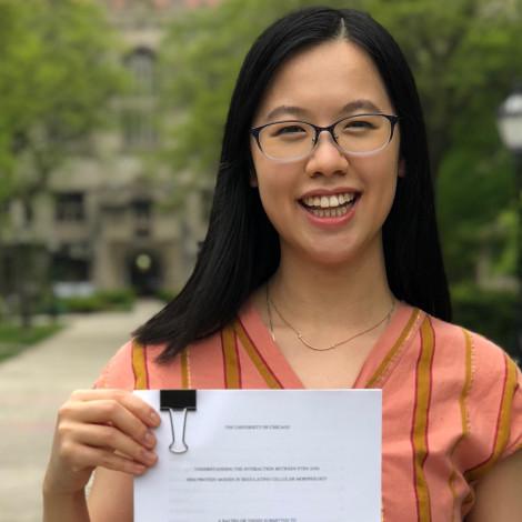 Portrait of Kimberly Ho