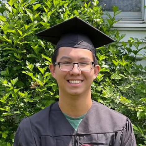 Portrait of Michael Wang