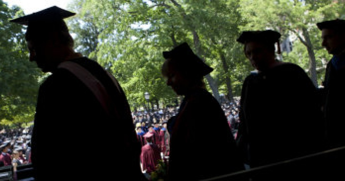 Student Graduation Speeches | The College | The University