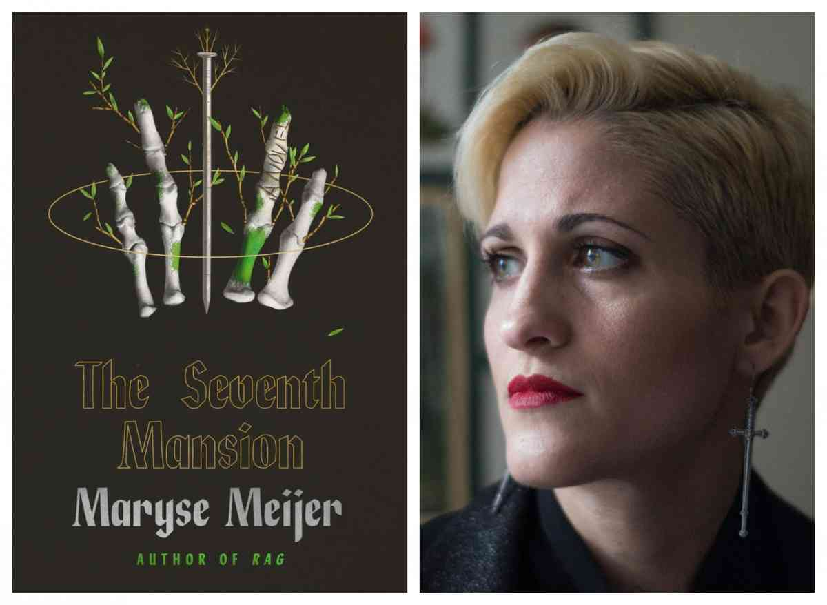 "Author Talk: Maryse Meijer, ""The Seventh Mansion"""