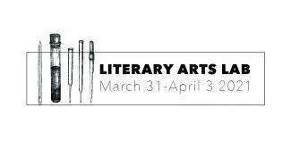 literary arts lab logo