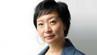 Headshot of Cathy Park Hong