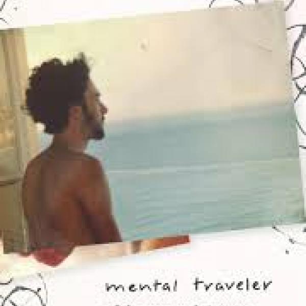 Mental Traveler book cover