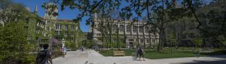 UChicago Campus - Photo: Robert Kozloff