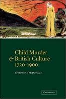 Child Murder and British Culture, 1720-1900 (Cambridge, 2003)