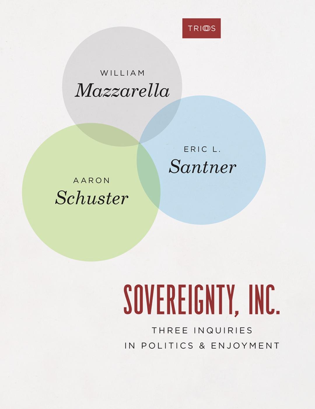Santner Sovereignty, inc.