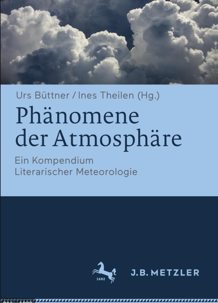 """MIC - """"Wind: Turbulenzen der Zeit - Klimatographie in Robert Musils Der Mann ohne Eigenschaften,"""""""