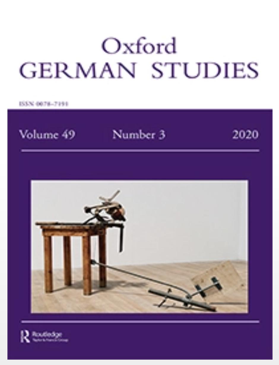 Oxford Publication, Ingrid Christian