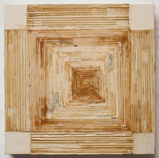 """Brigitte Riesebrodt, """"Sog"""" (2010). Courtesy of the artist."""