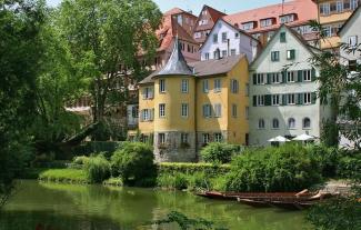 Hölderlinturm, Tübingen