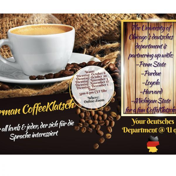 CoffeeKlatsch Flyer