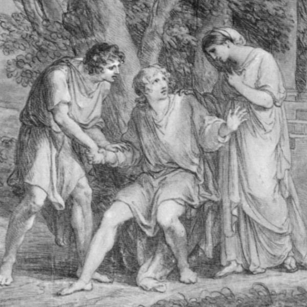 Iphigenie and Tauris