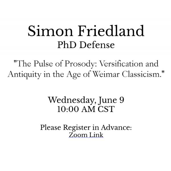 Friedland Flyer