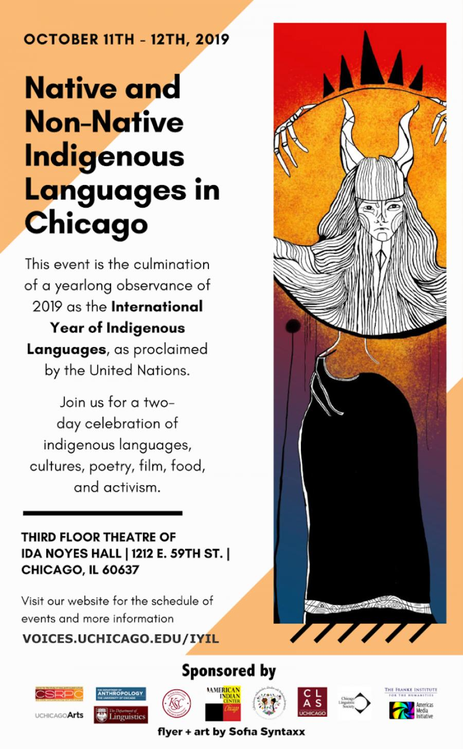 Native and Non-Native Indigenous Languages in Chicago