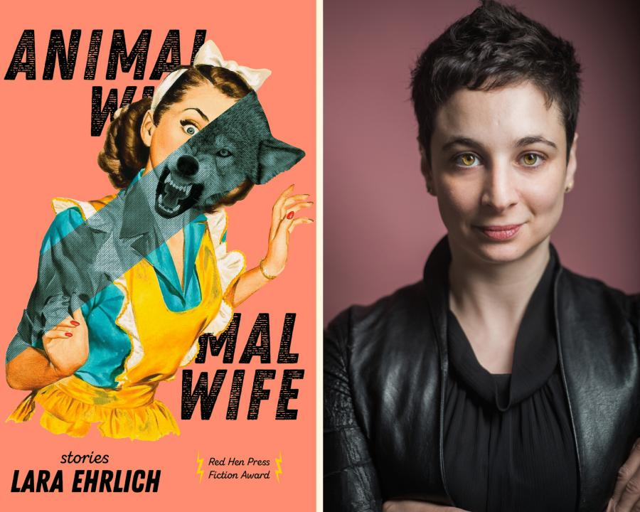 Photo of Lara Ehrlich and Animal Wife
