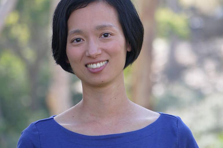 Yvonne Wu Headshot
