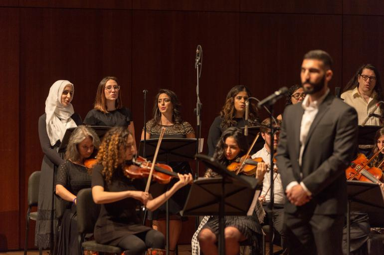 Middle East Music Ensemble