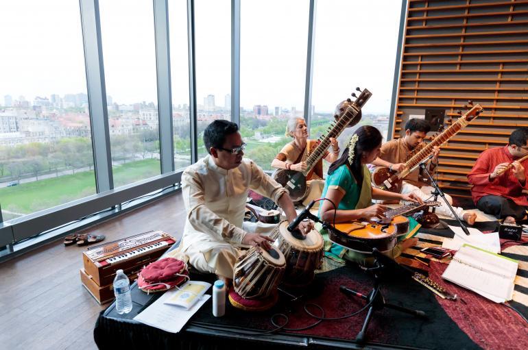 South Asian Music Ensemble