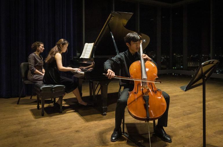 Chamber Music Program Students
