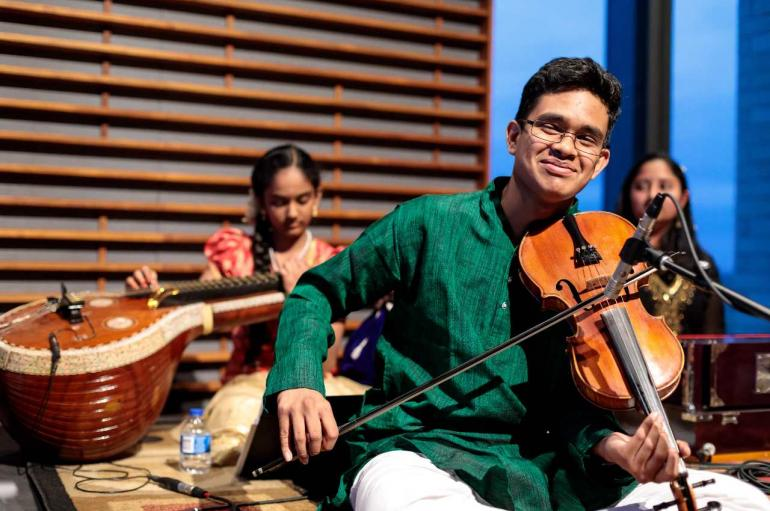 South Asian Music Ensemble photo
