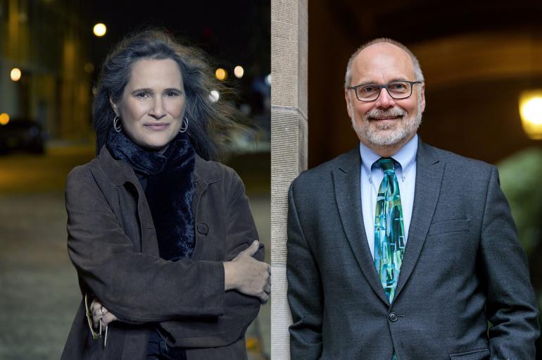 Martha Feldman and Lawrence Zbikowski photos
