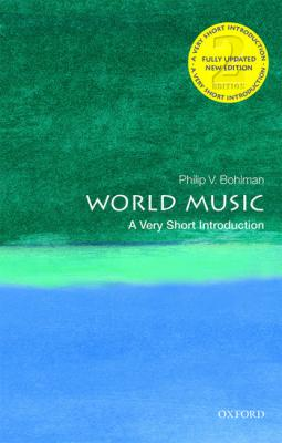 """Cover art for """"World Music: A Very Short Introduction"""""""