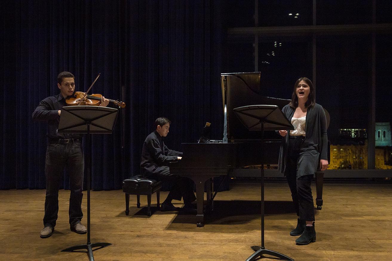 Chamber Music Program