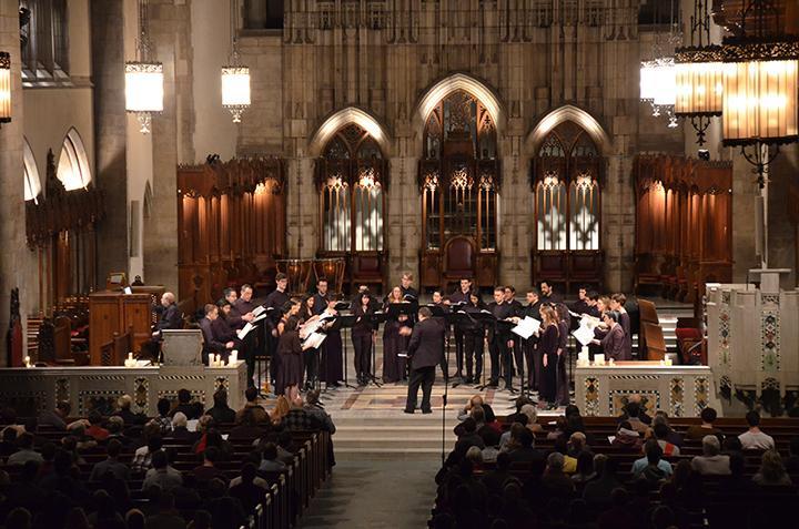 Rockefeller Chapel Choir
