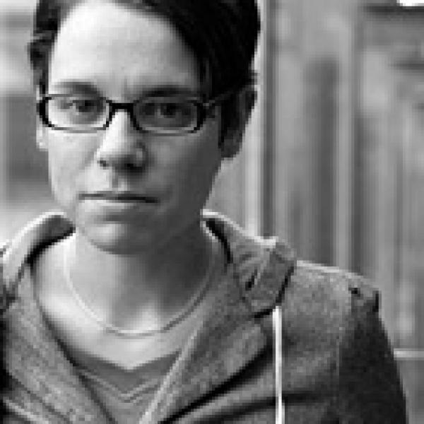 Paula Matthusen black and white