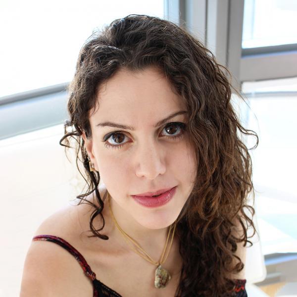 Maria Kaoutzani Headshot