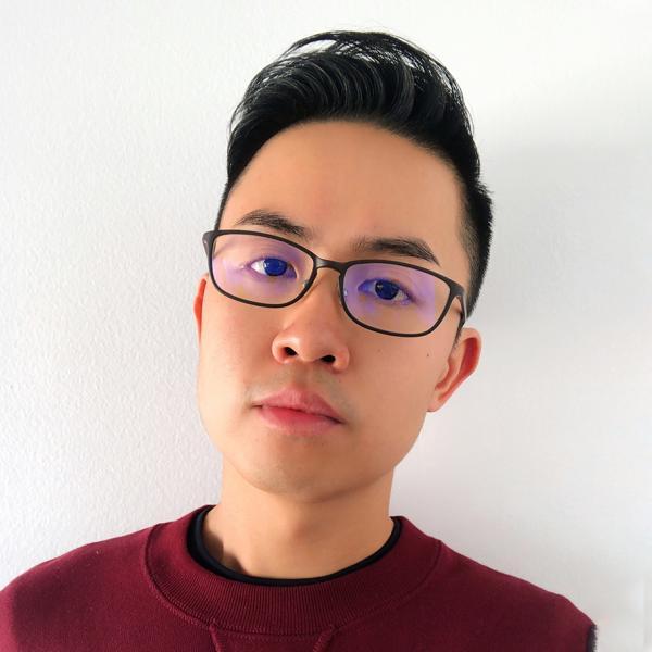 Benjamin Wong Headshot